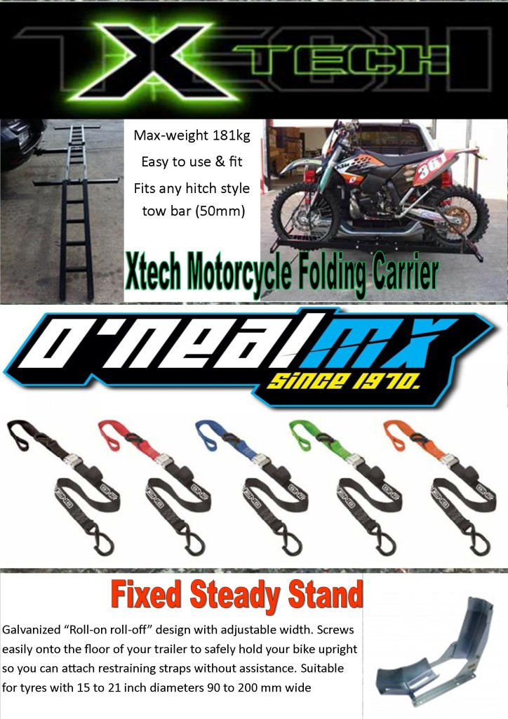 Motor Cycle Transportation Product List