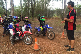 Dirtbike Courses Class